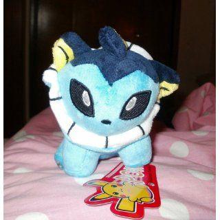 """Pokemon Plush Vaporeon Doll Around 12cm 5"""": Toys & Games"""