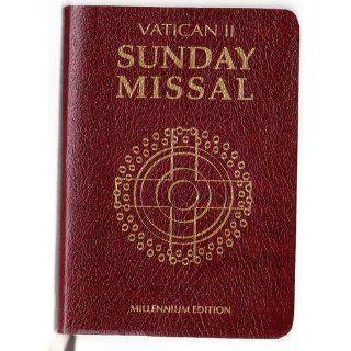 Vatican II Weekday Missal: Daughters of St. Paul, Paul VI: 9780819880338: Books