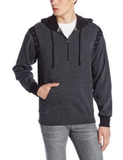Famous Stars and Straps Men's Alpine Men's Half Zip Pullover at  Men�s Clothing store: Fashion Hoodies