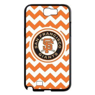 Custom San Francisco Giants Case for Samsung Galaxy Note 2 N7100 IP 22295: Cell Phones & Accessories