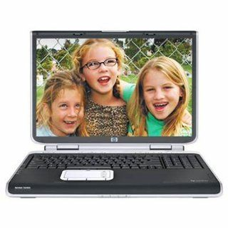 "HP Pavilion zd7310us 17"" Laptop (Intel Pentium 4 Processor with HT Technology, 512 MB RAM, 80 GB Hard Drive) : Notebook Computers : Computers & Accessories"
