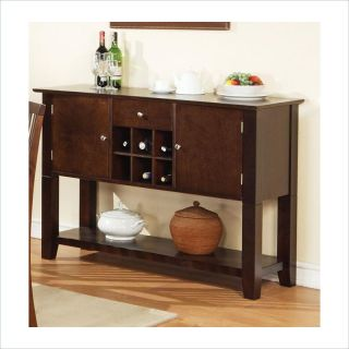 Buffet Tables, Buffet Servers, Sideboards