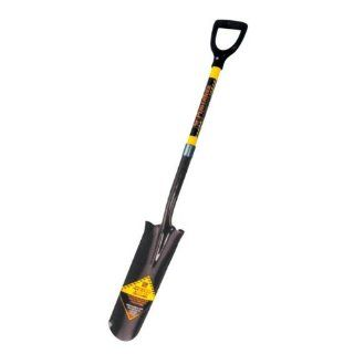 Seymour S604D 29 Inch D grip Handle Structron Drain Spade : Shovels : Patio, Lawn & Garden