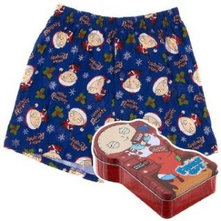 Family Guy Rather Naughty Boxer Shorts for Men S: Clothing