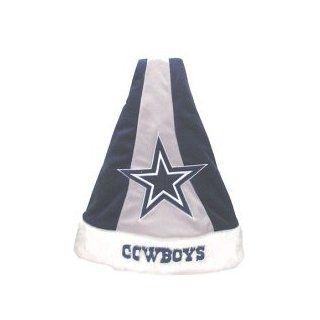 Dallas Cowboys Santa Hat  Sports Related Hard Hats  Sports & Outdoors