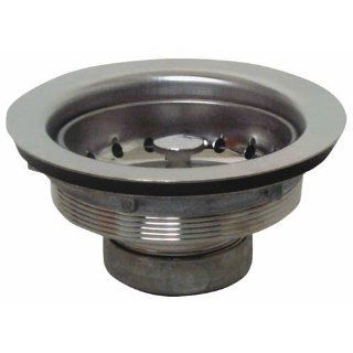 Plumb Pak Stainless Steel Sink Strainer Assembly PP20208