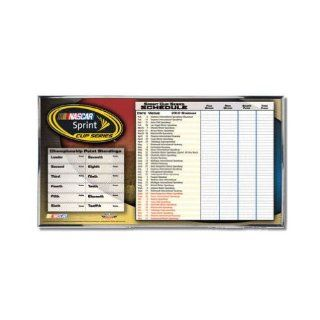 "NASCAR Official NASCAR 35""x17"" Standings Board : Sports Related Magnets : Sports & Outdoors"