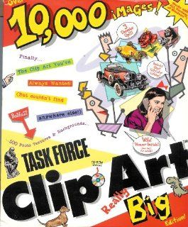 Task Force Clip Art   Really Big Edition   Over 10,000 images: Software