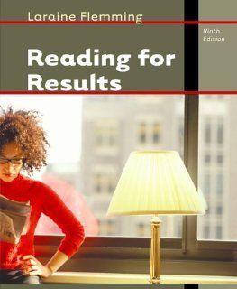 Reading for Results (9780618391158): Laraine E. Flemming: Books