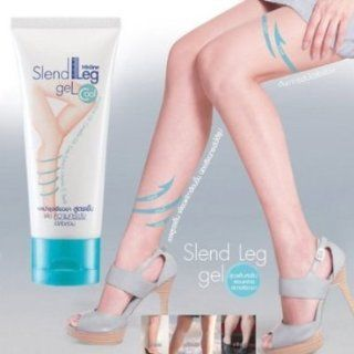 Best Cream Slend Leg Gel Firming & Slimming ,Reduce Cellulite Results in 2 Weeks / 50 G. X 2 Tubes: Everything Else
