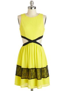 Neon Top of the World Dress  Mod Retro Vintage Dresses