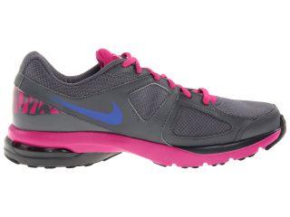 Nike Air Futurun Dark Grey Fusion Pink Digital Pink Hyper Blue