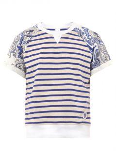 Smith Court striped sweatshirt  Robinson Les Bains  MATCHESF