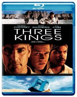 Three Kings [Blu ray]: George Clooney, Mark Wahlberg, Ice Cube, Mykelti Williamson, Jamie Kennedy, Holt McCallany, Spike Jonze, Nora Dunn, Cliff Curtis, Said Taghmaoui, David O. Russell, Charles Roven, Paul Junger Witt, Edward L. McDonnell: Movies & TV