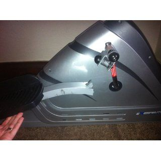Exerpeutic 1000Xl Heavy Duty Magnetic Ellipticals with Pulse  Elliptical Trainers  Sports & Outdoors