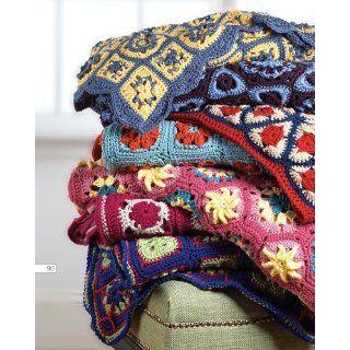 Go Crochet! Afghan Design Workbook: 50 Motifs, 10 Projects, 1 of a Kind Results: Ellen Gormley: 9781440209079: Books