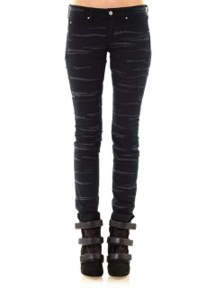 Orson embroidered mid rise skinny jeans  Isabel Marant  MATC