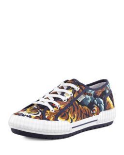 Mens Helmut Flying Tiger Low Top Sneaker   Kenzo   Flying tiger (43/10.0D)