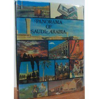 Panorama of Saudi Arabia Said Salah Books