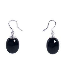 Mini Tentation Earrings, Onyx   Baccarat   Black/Onyx