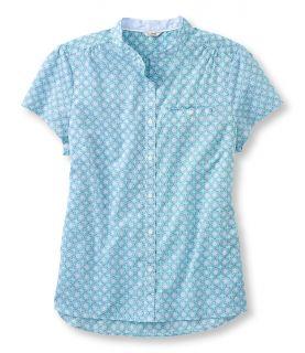 Peaks Island Shirt, Print