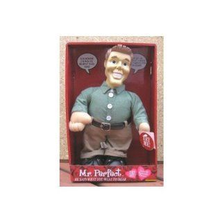 Mr. Perfect Caucasian Doll / Says 16 Romantic Phrases: Toys & Games