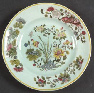 Adams China Ming Jade Dessert/Pie Plate, Fine China Dinnerware   Calyxware, Orie
