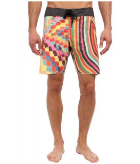 Volcom Mod City Ozzie Anti Bad Boardshort Mens Swimwear (Multi)