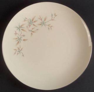 Lenox China Wyndcrest 12 Chop Plate/Round Platter, Fine China Dinnerware   Blue