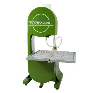 Studio Pro Precision 2000 Wet/Dry Bandsaw with Diamond and Wood Blades   Power Band Saws