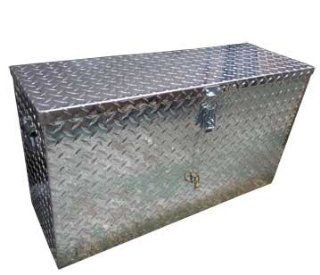 Diamond Plate Aluminum Saw Box For Partner K 12 Saw   Tools Products