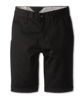 Volcom Kids Frickin Chino Short Boys Shorts (Black)