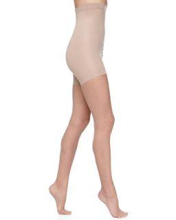 Womens Nudes Collection High Waist Toner Panties   Donna Karan   Charcoal