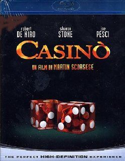 Casino': Robert De Niro, L.Q. Jones, Alan King, Joe Pesci, Kevin Pollak, Sharon Stone, Frank Vincent, James Woods, Martin Scorsese: Movies & TV