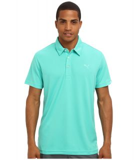 PUMA Golf Tech Polo 14 Mens Short Sleeve Knit (Multi)