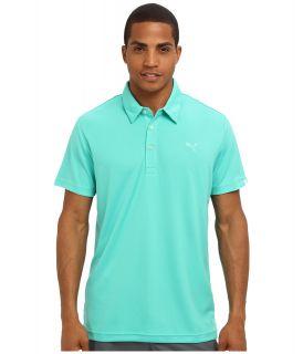 PUMA Golf Tech Polo 14 Mens Short Sleeve Knit (Multi)