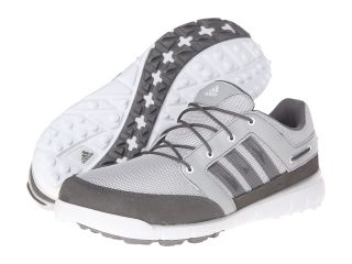 adidas Golf Greensider Mens Golf Shoes (Gray)