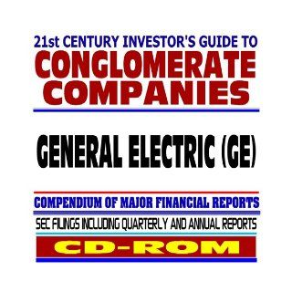 21st Century Investor's Guide to Conglomerate Companies General Electric (GE)   SEC Filings (CD ROM) U.S. Government 9781422001608 Books