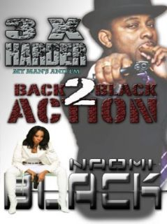Back 2 Black Action: La'Mard J Wingster, La'Mard J Wingster Demetrius Angelo:  Instant Video