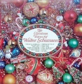 The Christmas Voices Of Walter Schumann [Vinyl LP] [Enhanced For Stereo]: Music