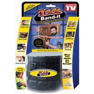Tool Band It Adjustable Magnetic Arm Band (077 1025)   Bucket Tool Organizers