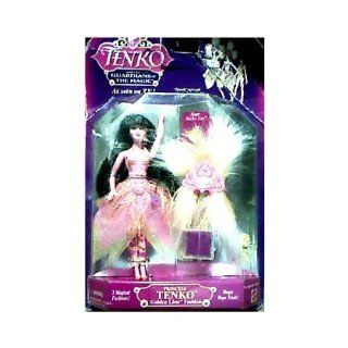 Princess Tenko Action Figure with Golden Lion Fashion   Saban's Tenko and the Guardians of the Magic   As Seen on TV!: Toys & Games