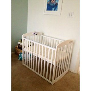 DaVinci Alpha Mini Rocking Crib   White : Baby