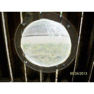 PetPeek Fence Window for Pets  Pet Window Perches