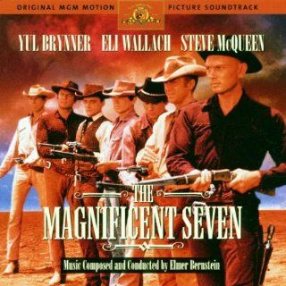 The Magnificent Seven: Original MGM Motion Picture Soundtrack [Enhanced CD]: Music