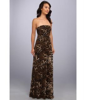 Gabriella Rocha Hally Dress Brown Print
