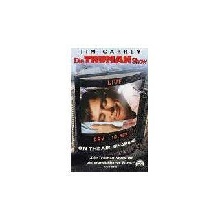 The Truman Show [VHS] Jim Carrey, Ed Harris, Laura Linney, Noah Emmerich, Natascha McElhone, Holland Taylor, Brian Delate, Blair Slater, Peter Krause, Heidi Schanz, Ron Taylor, Don Taylor, Peter Weir, Adam Schroeder, Andrew Niccol, Edward S. Feldman, Lynn
