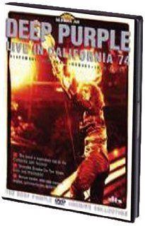 Deep Purple   Live in California 74 Deep Purple DVD & Blu ray