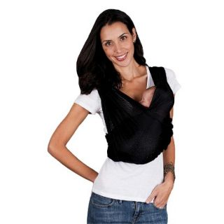 Baby KTan Breeze Wrap Baby Carrier   Black   Extra Large