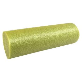 Natural Fitness High Density Foam Roller   Olive (18x6 Rnd)